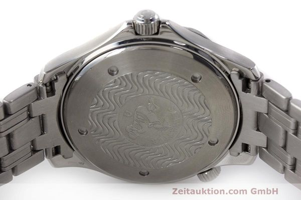 Used luxury watch Omega Seamaster steel automatic Kal. 1109 ETA 2892A2  | 162424 08