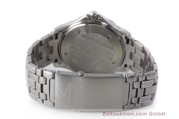 Used luxury watch Omega Seamaster steel automatic Kal. 1109 ETA 2892A2  | 162424 13