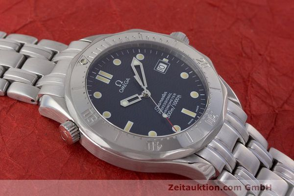 Used luxury watch Omega Seamaster steel automatic Kal. 1109 ETA 2892A2  | 162424 16