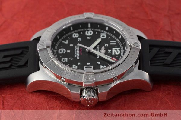 Used luxury watch Breitling Colt steel quartz Kal. B74 ETA 955.652 Ref. A74380  | 162426 05