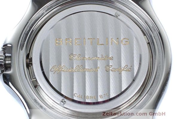 Used luxury watch Breitling Colt steel quartz Kal. B74 ETA 955.652 Ref. A74380  | 162426 10