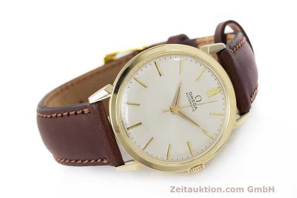 Used luxury watch Omega * 14 ct yellow gold automatic Kal. 501 Ref. 2841/2868SC VINTAGE  | 162428 03