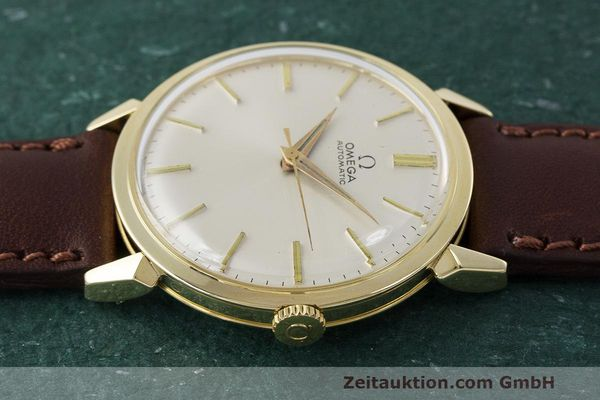 Used luxury watch Omega * 14 ct yellow gold automatic Kal. 501 Ref. 2841/2868SC VINTAGE  | 162428 05