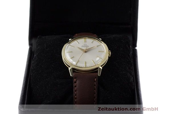 Used luxury watch Omega * 14 ct yellow gold automatic Kal. 501 Ref. 2841/2868SC VINTAGE  | 162428 07