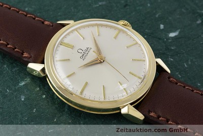 OMEGA 14 CT YELLOW GOLD AUTOMATIC KAL. 501 VINTAGE [162428]