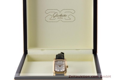 GLASHÜTTE SENATOR OR 18 CT AUTOMATIQUE KAL. GUB 39-20 LP: 14100EUR [162437]