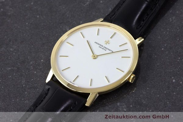 Used luxury watch Vacheron & Constantin Classique 18 ct gold manual winding Kal. 1003/1 Ref. 33003  | 162438 01