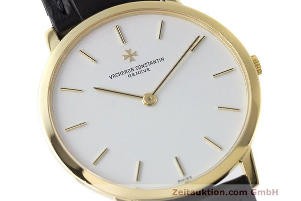 Used luxury watch Vacheron & Constantin Classique 18 ct gold manual winding Kal. 1003/1 Ref. 33003  | 162438 02