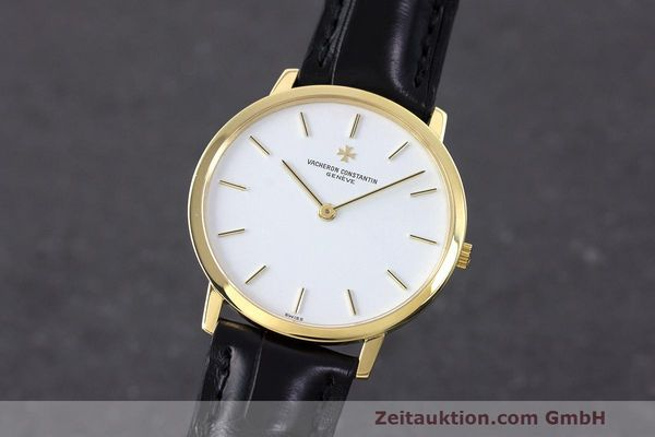 VACHERON & CONSTANTIN CLASSIQUE 18 CT GOLD MANUAL WINDING KAL. 1003/1 [162438]