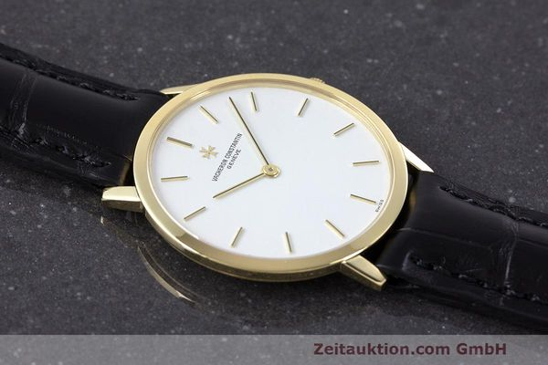 Used luxury watch Vacheron & Constantin Classique 18 ct gold manual winding Kal. 1003/1 Ref. 33003  | 162438 15