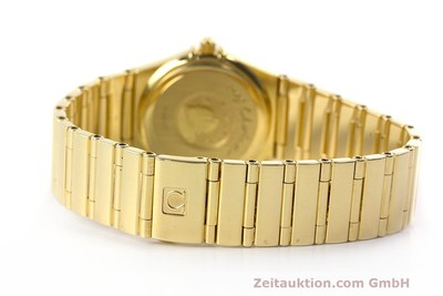 OMEGA CONSTELLATION ORO DE 18 QUILATES CUARZO KAL. 1456 LP: 13700EUR [162439]