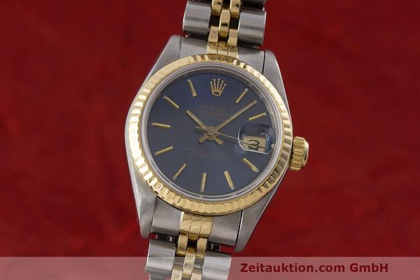 ROLEX LADY DATEJUST STEEL / GOLD AUTOMATIC KAL. 2135 LP: 6950EUR [162441]
