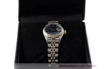 ROLEX LADY DATEJUST ACIER / OR AUTOMATIQUE KAL. 2135 LP: 6950EUR [162441]