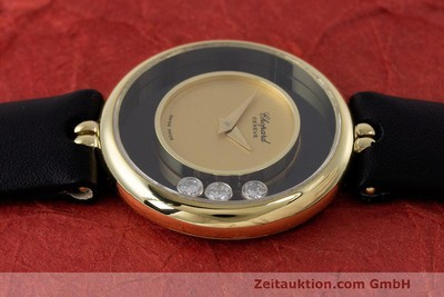 CHOPARD HAPPY DIAMONDS OR 18 CT QUARTZ KAL. ETA 201.001 [162455]