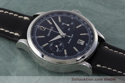 EBERHARD & CO EXTRA FORT CHRONOGRAPHE ACIER AUTOMATIQUE KAL. ETA 7750 LP: 2650EUR [162461]