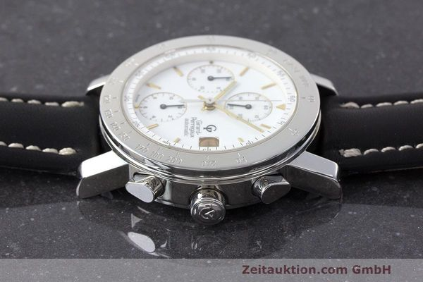 Used luxury watch Girard Perregaux 7000 chronograph steel automatic Kal. 8000-164 Ref. 7000  | 162465 05