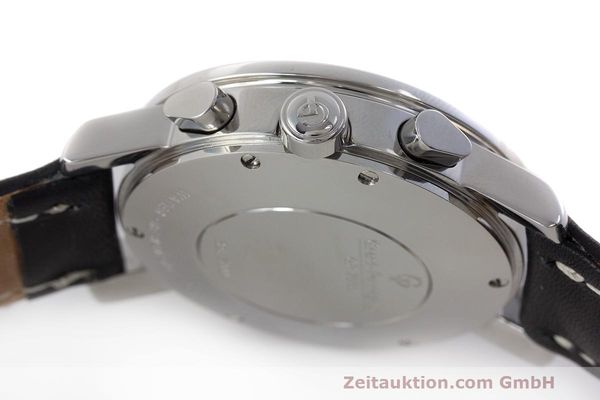 Used luxury watch Girard Perregaux 7000 chronograph steel automatic Kal. 8000-164 Ref. 7000  | 162465 08