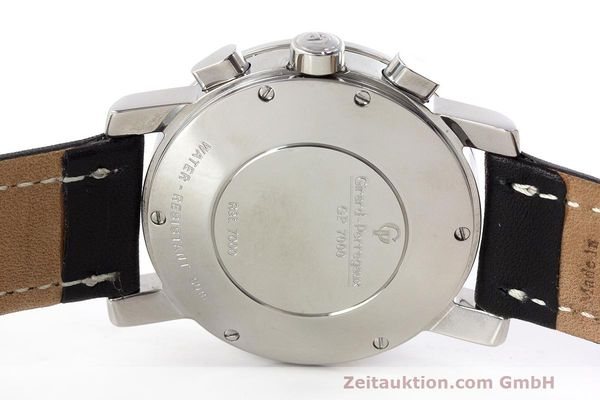 Used luxury watch Girard Perregaux 7000 chronograph steel automatic Kal. 8000-164 Ref. 7000  | 162465 09
