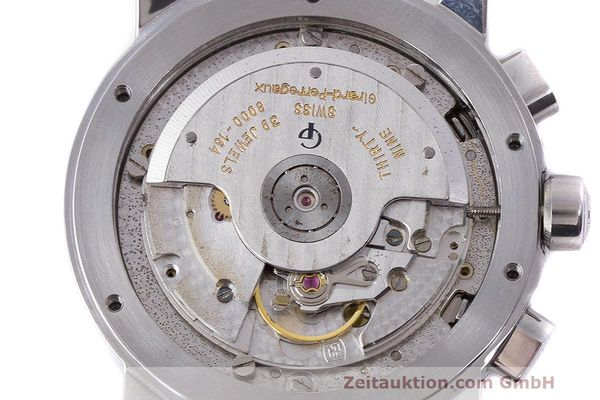 Used luxury watch Girard Perregaux 7000 chronograph steel automatic Kal. 8000-164 Ref. 7000  | 162465 10