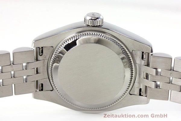 Used luxury watch Rolex Lady Datejust steel / white gold automatic Kal. 2235 Ref. 179174  | 162468 09