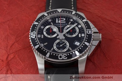 LONGINES HYDRO CONQUEST CHRONOGRAPH STEEL QUARTZ KAL. ETA 251262 LP: 1190EUR [162475]