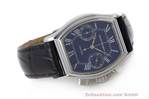 Used luxury watch Girard Perregaux Richeville chronograph steel automatic Kal. 2280-581 Ref. 2750  | 162482 03