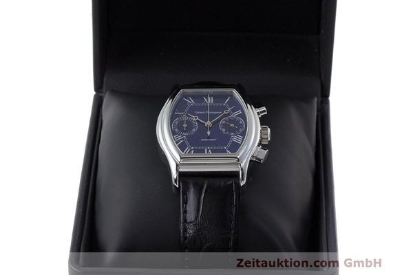 Used luxury watch Girard Perregaux Richeville chronograph steel automatic Kal. 2280-581 Ref. 2750  | 162482 07