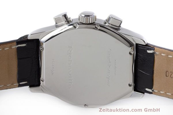 Used luxury watch Girard Perregaux Richeville chronograph steel automatic Kal. 2280-581 Ref. 2750  | 162482 09