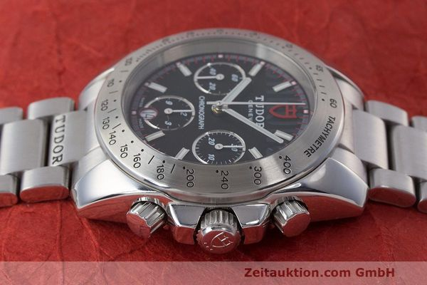 Used luxury watch Tudor Sport Chronograph chronograph steel automatic Kal. ETA Ref. 20300  | 162508 05
