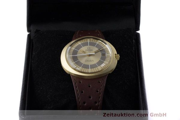 Used luxury watch Omega Dynamic 18 ct gold automatic Kal. 565 Ref. 135.033, 136.033, 165.039, 166.039 VINTAGE  | 162514 07