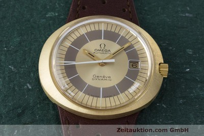 OMEGA DYNAMIC 18 CT GOLD AUTOMATIC KAL. 565 VINTAGE [162514]