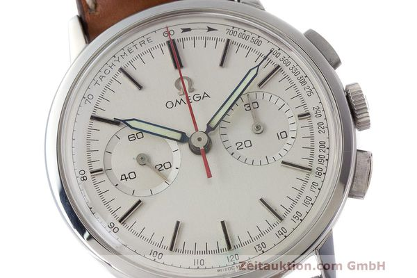 Used luxury watch Omega * chronograph steel manual winding Kal. 320 Ref. 101.009-63 VINTAGE  | 162515 02