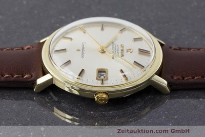 OMEGA CONSTELLATION CHRONOMETER AUTOMATIK HERRENUHR GOLD / STAHL VINTAGE 1966 [162524]