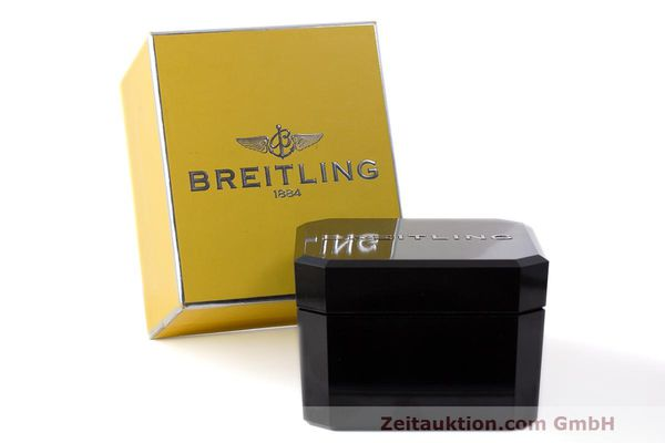Used luxury watch Breitling B-Class steel quartz Kal. B71 ETA 956852 Ref. A71365  | 162538 06