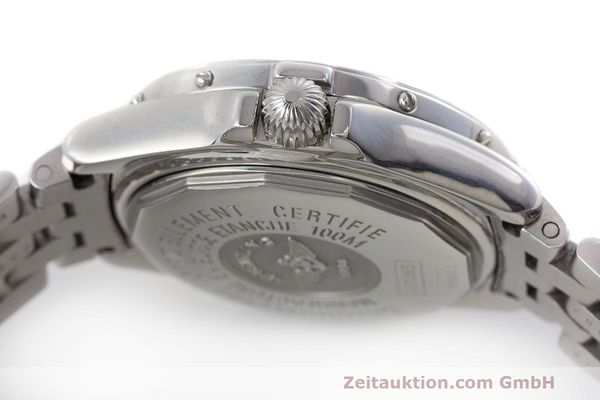 Used luxury watch Breitling B-Class steel quartz Kal. B71 ETA 956852 Ref. A71365  | 162538 10