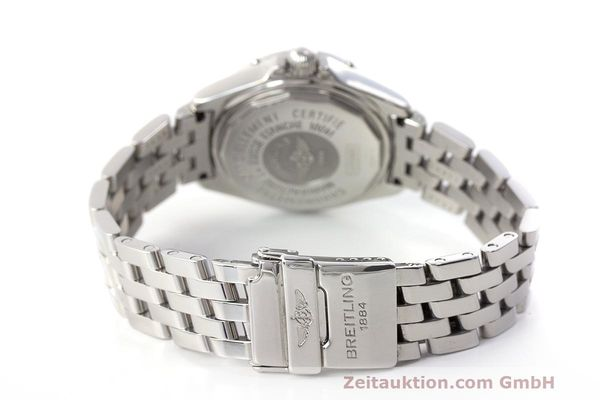 Used luxury watch Breitling B-Class steel quartz Kal. B71 ETA 956852 Ref. A71365  | 162538 11