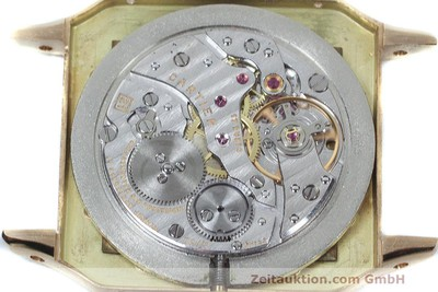 CARTIER PANTHERE ORO 18 CT CARICA MANUALE KAL. 21 ETA 2512 [162547]