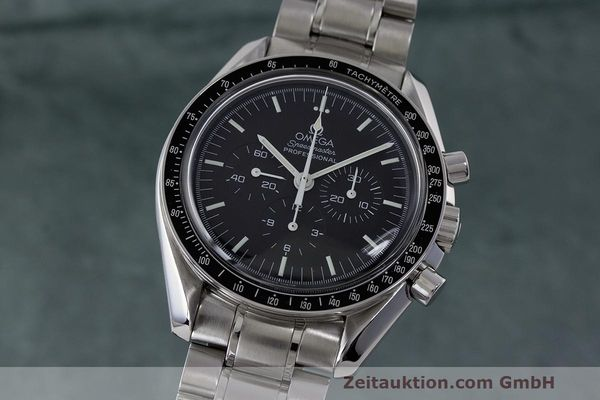 OMEGA SPEEDMASTER CHRONOGRAPH STEEL MANUAL WINDING KAL. 1863 LP: 4100EUR [162558]