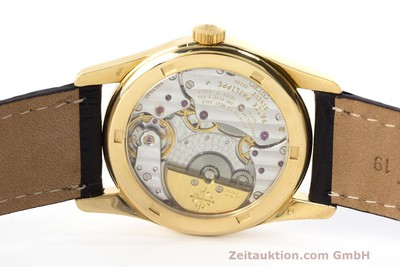 PATEK PHILIPPE CALATRAVA 18 CT GOLD AUTOMATIC KAL. 240PS [162562]