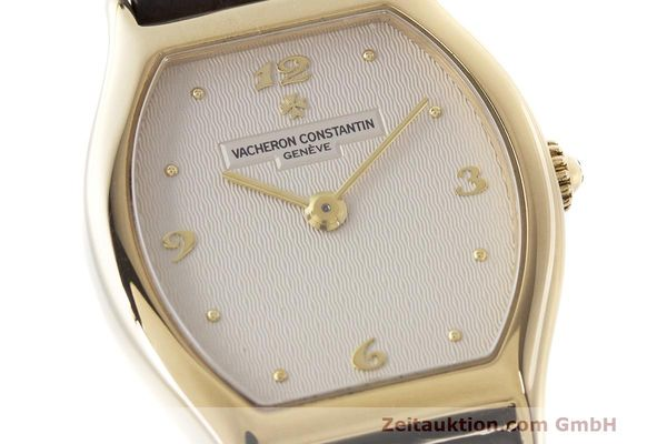 Used luxury watch Vacheron & Constantin * 18 ct gold manual winding Kal. 1055 Ref. 10150  | 162563 02