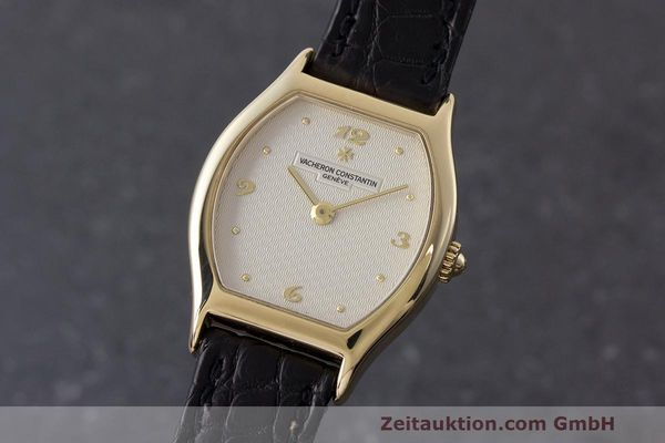 Used luxury watch Vacheron & Constantin * 18 ct gold manual winding Kal. 1055 Ref. 10150  | 162563 04