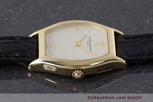 Used luxury watch Vacheron & Constantin * 18 ct gold manual winding Kal. 1055 Ref. 10150  | 162563 05