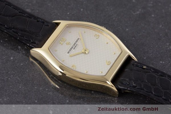 Used luxury watch Vacheron & Constantin * 18 ct gold manual winding Kal. 1055 Ref. 10150  | 162563 14