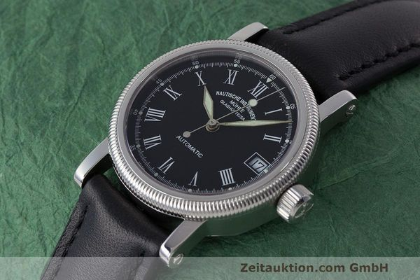 Used luxury watch Mühle * steel automatic Kal. ETA 2824-2 Ref. M1-31-60  | 162568 01