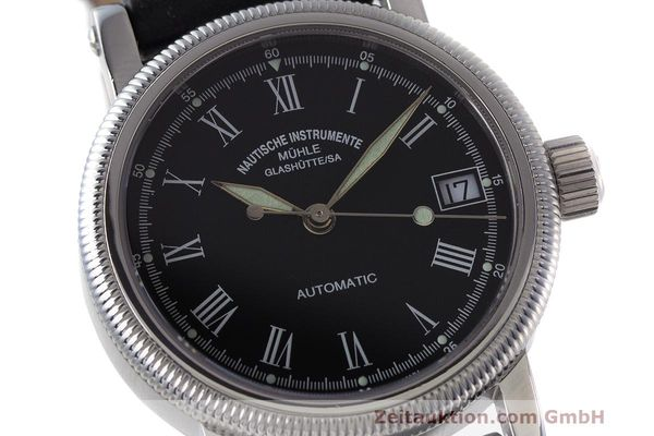 Used luxury watch Mühle * steel automatic Kal. ETA 2824-2 Ref. M1-31-60  | 162568 02
