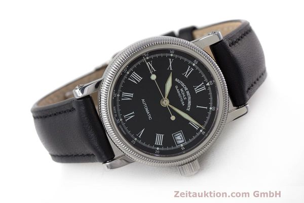 Used luxury watch Mühle * steel automatic Kal. ETA 2824-2 Ref. M1-31-60  | 162568 03