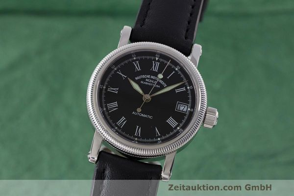 Used luxury watch Mühle * steel automatic Kal. ETA 2824-2 Ref. M1-31-60  | 162568 04