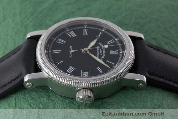 Used luxury watch Mühle * steel automatic Kal. ETA 2824-2 Ref. M1-31-60  | 162568 05