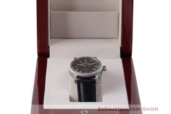 Used luxury watch Mühle * steel automatic Kal. ETA 2824-2 Ref. M1-31-60  | 162568 07
