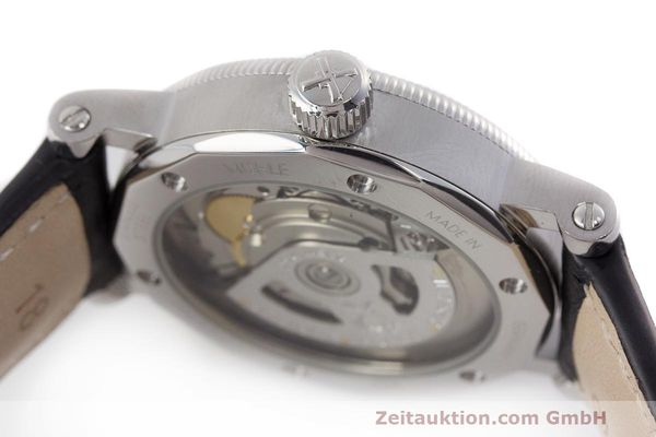 Used luxury watch Mühle * steel automatic Kal. ETA 2824-2 Ref. M1-31-60  | 162568 08